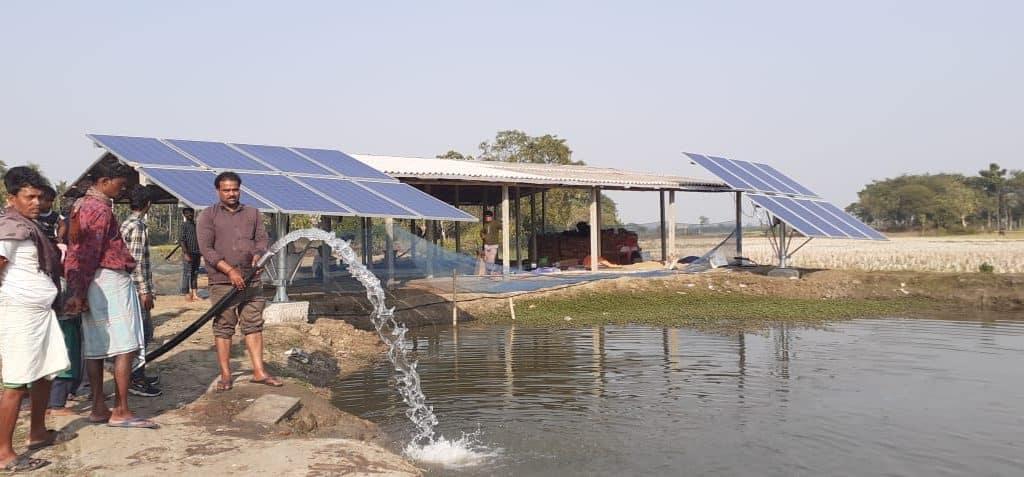 Solar Pump company in kolkata